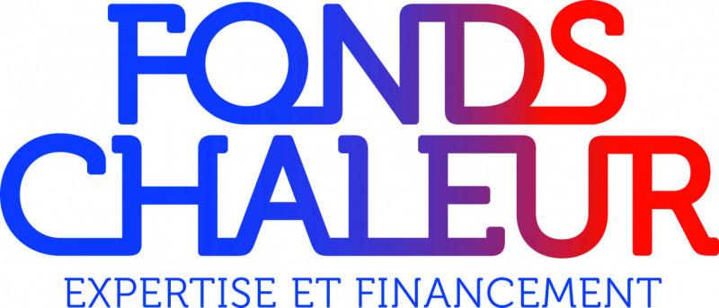 Retour à l'accueil - Logo Fonds chaleur, expertise et financement